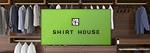SHIRT HOUSE ホームページ